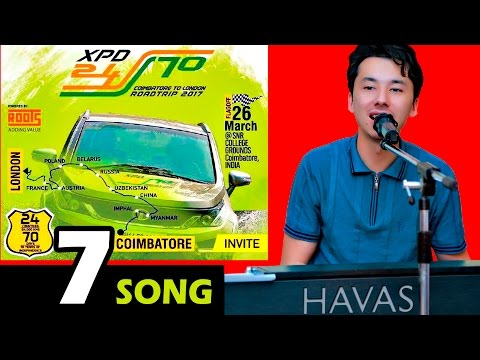 Video HAVAS guruhi song TUMKO PAAYA for XPD 2470 download in MP3, 3GP, MP4, WEBM, AVI, FLV January 2017