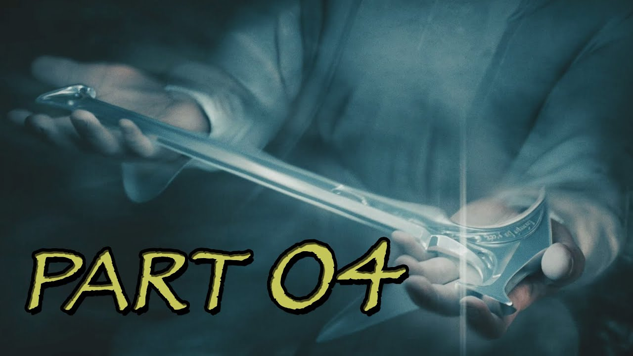 [Let's Play] Mittelerde: Mordors Schatten – 04 – Enge Kämpfe und ein singender Gollum