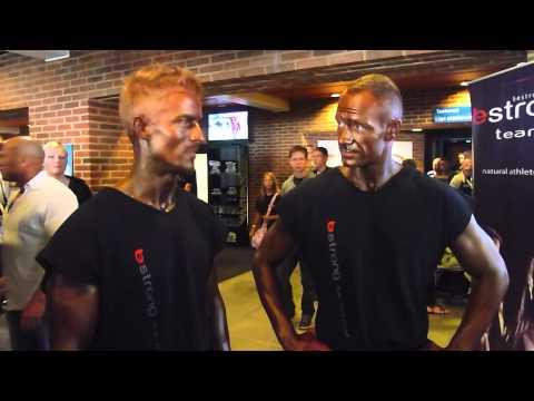 Videoer fra DM i fitness med BESTRONG atleter