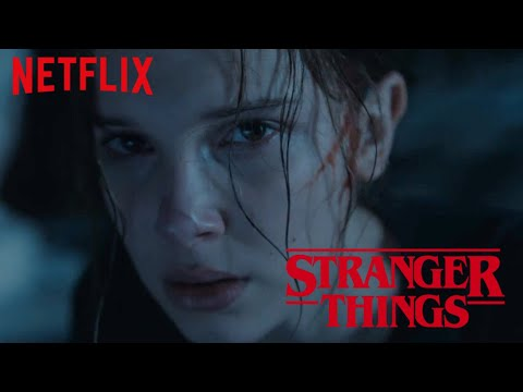 Stranger Things 4 (2021) Teaser Trailer | Netflix Series Concept Fanmade