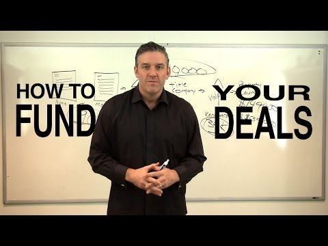 How to Fund Your Deals – Real Estate Investing Made Easy #12