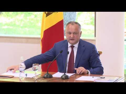 Președintele Igor Dodon a făcut un succint bilanț al activității sale în funcția de președinte