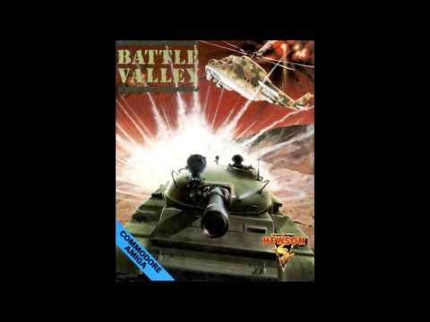 Battle Valley Amiga