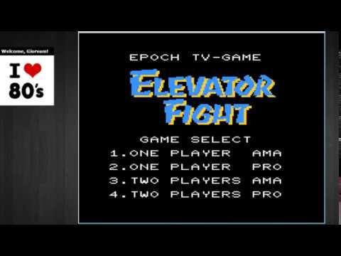 Elevator Fight (Epoch super Cassette Vision - emu)