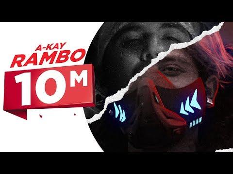 A-Kay | Rambo (Official Video) | Western Penduz | Latest Songs Punjabi 2020 | Speed Records
