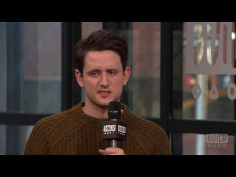 "Zach Woods Discusses His Hit Show ""Silicon Valley"""