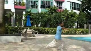 TaiChi 24 Teaching 1(24式太极拳-1) YouTube video