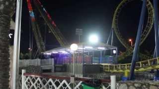 Video لعبة القطار السريع ملاهي الشلال جدة rollcoaster Jeddah Al-shallal Park MP3, 3GP, MP4, WEBM, AVI, FLV Juli 2018