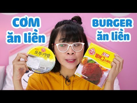 Lạ Lùng Món Cơm Ăn Liền Hàn Quốc - Thời lượng: 12:00.