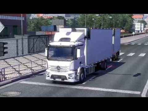 Mercedes Antos tandem v1.13.3