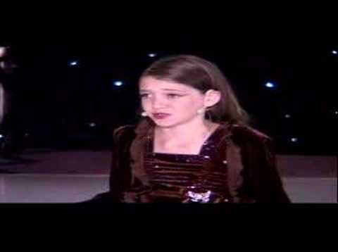 Kayla Paige Fuhst singing Shy Once Upon A Mattress age 8 vocal solo (видео)