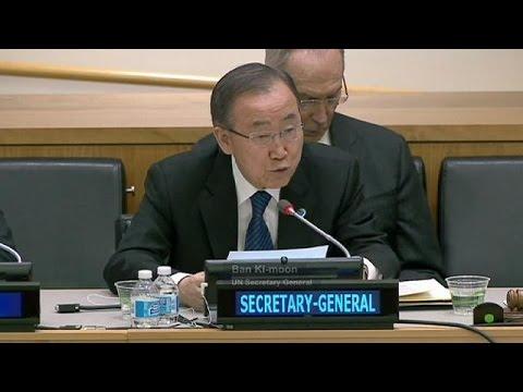 Καταδικάζει εκ νέου την εποικιστική δραστηριότητα του Ισραήλ ο Γ.Γ του ΟΗΕ