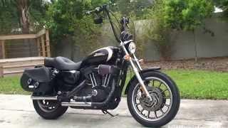 2. Used 2008 Harley Davidson Sportster Roadster Motorcycles for sale - Lakeland, FL