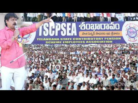 Telangana State Contributory Pension Scheme Employees Associations