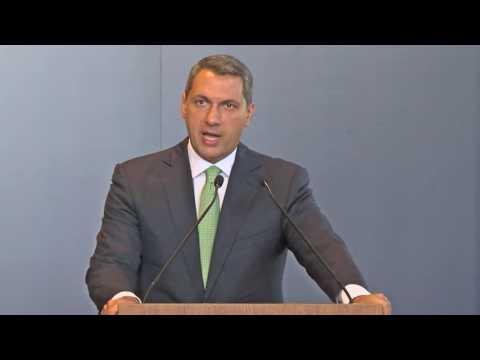 Lázár János, a Miniszterelnökséget vezető miniszter a 62. Kormányinfón a Heti Tv kérdésére válaszolt