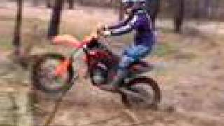 3. Ktm Sx 125 2007 enduro country cross funday