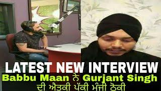 Video Babbu Maan Final Reply To Gurjant Singh | Must Watch MP3, 3GP, MP4, WEBM, AVI, FLV Januari 2019