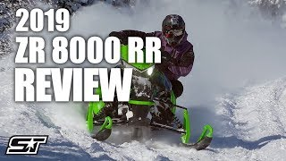 1. Full Review of the 2019 Arctic Cat ZR 8000 RR 137