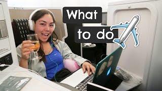 Video 8 Things To Do on a Plane MP3, 3GP, MP4, WEBM, AVI, FLV Juli 2018