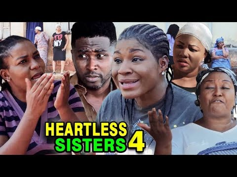 HEARTLESS SISTER SEASON 4 - Destiny Etiko & Queen Nwokoye 2020 Latest Nigerian Nollywood Movie