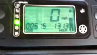 9. 2007 Yamaha Rhino 660 start up and walk around
