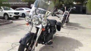 10. Used 2014 Harley Davidson FLD Dyna Switchback