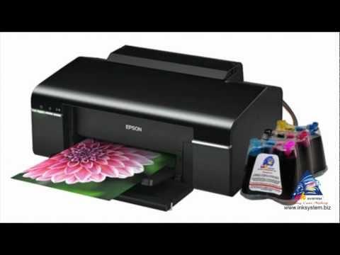 Imprimanta 6 culori CISS