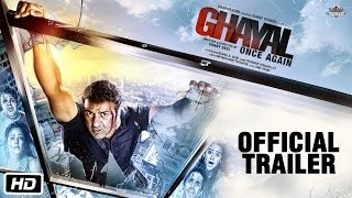 Nonton Ghayal Once Again   Official Trailer   Sunny Deol   Soha Ali Khan   5th Feb 2016 Film Subtitle Indonesia Streaming Movie Download