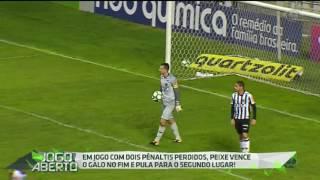 Em noite inspirada do goleiro Vanderlei, o Peixe venceu Atlético-MG no Independência com gol de falta de Daniel Guedes.