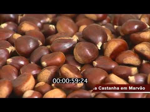 SOPAS, CASTANHAS E CHOCOLATE SÓ NUM FIM DE SEMANA