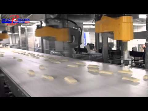 Robotised Box Packing for Pastry | Pattyn
