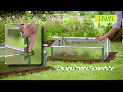 Juwel EasyFix Fruehbeet