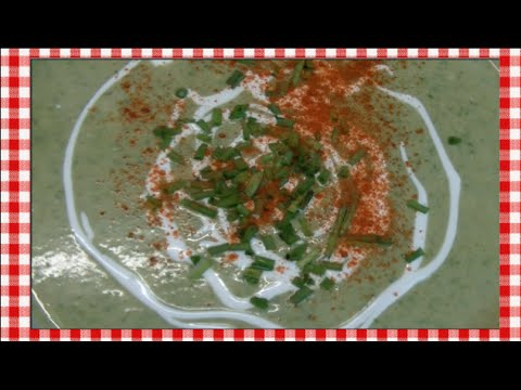 Cream Of Asparagus Soup Recipe ~ Noreen's Kitchen
