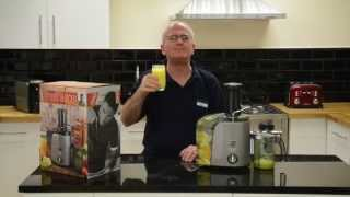 Gino D'Acampo Whole Fruit Juicer