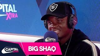 Video Big Shaq Talks New Song 'Man Don't Dance', Going Viral, Dating & More With Yinka MP3, 3GP, MP4, WEBM, AVI, FLV September 2018