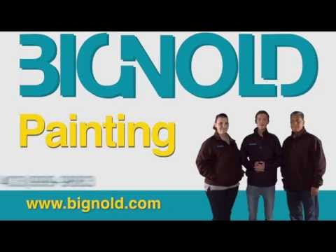 Calgary Residential and Commercial Painters - Bignold Painting