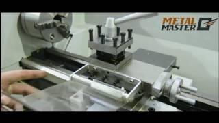 Токарный станок MetalMaster MML 250x550 V (2550 V)