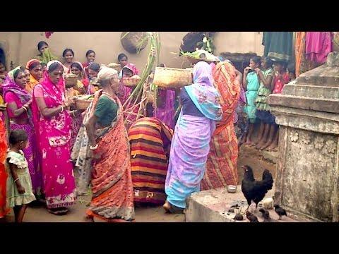 Video Celebrating Karma and Jitiya Festivals in Kurmi Community, Jharkhand - Bharti Reports download in MP3, 3GP, MP4, WEBM, AVI, FLV January 2017