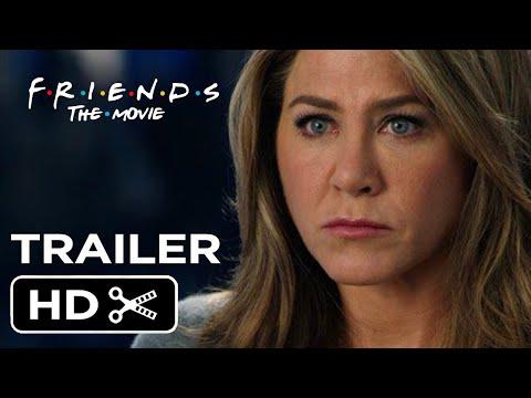 FRIENDS : The Reunion (2021) Teaser Concept Trailer - Jennifer Aniston, David Schwimmer Film