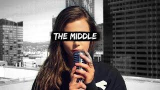 Video The Middle - Zedd, Marren Morris, Grey (Tiffany Alvord Cover) MP3, 3GP, MP4, WEBM, AVI, FLV Maret 2018