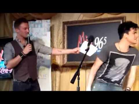 Adam Lambert ? Funny moments 2012 – 2013