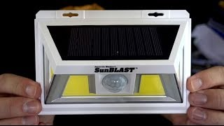 Download Video Atomic Beam SunBlast Review: As Seen on TV Solar Light MP3 3GP MP4