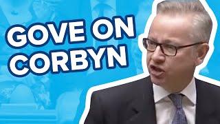 Video Michael Gove takes apart Jeremy Corbyn in Parliament speech MP3, 3GP, MP4, WEBM, AVI, FLV Agustus 2019