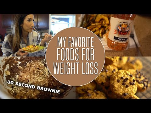 Fat burner - Weight Loss My Favorite Foods - Full Day Of Eating