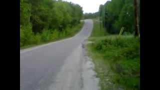 7. 2003 honda CR125R top speed