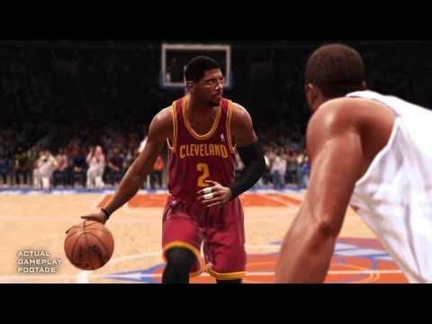 0 NBA Live 14   Official Gameplay Trailer | Video