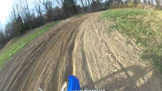 10. Terry Ranch Fillmore IN. 2008 Yamaha YZ450F 11th November 2012