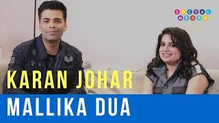 Video Social Media Star Ep 3 | Karan Johar | Mallika Dua MP3, 3GP, MP4, WEBM, AVI, FLV Agustus 2018