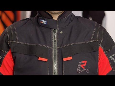 Rukka Armaxis Jacket Review at RevZilla.com