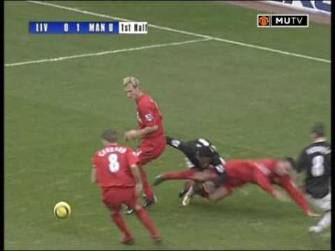 Classic Match   Liverpool V Manchester United 2005